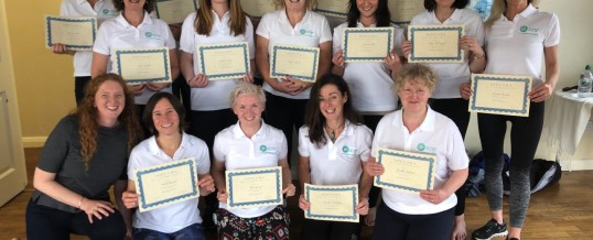 Yoga Teacher Training Graduates – October 2019