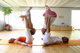 Acro Yoga in An Seomra Yoga this weekend!